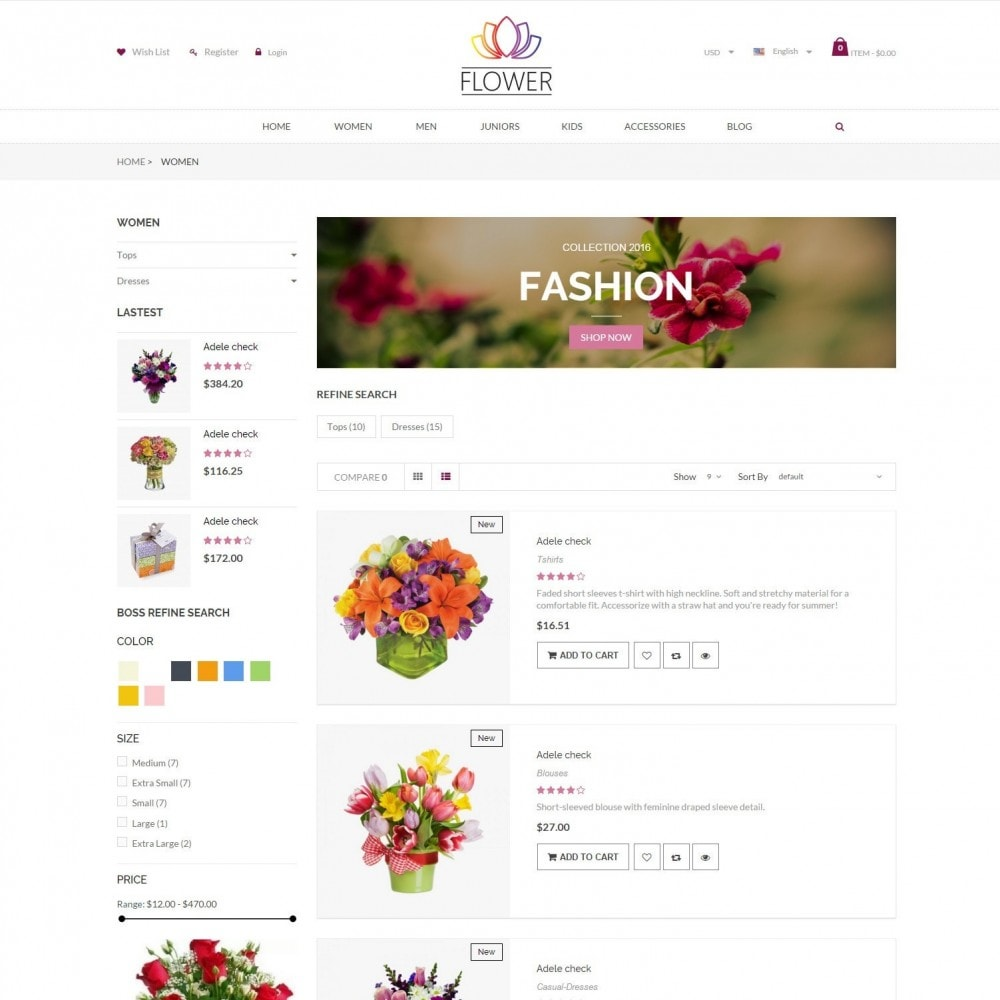 theme - Regalos, Flores y Celebraciones - Celebrations Gift & Flower Responsvie Store - 4