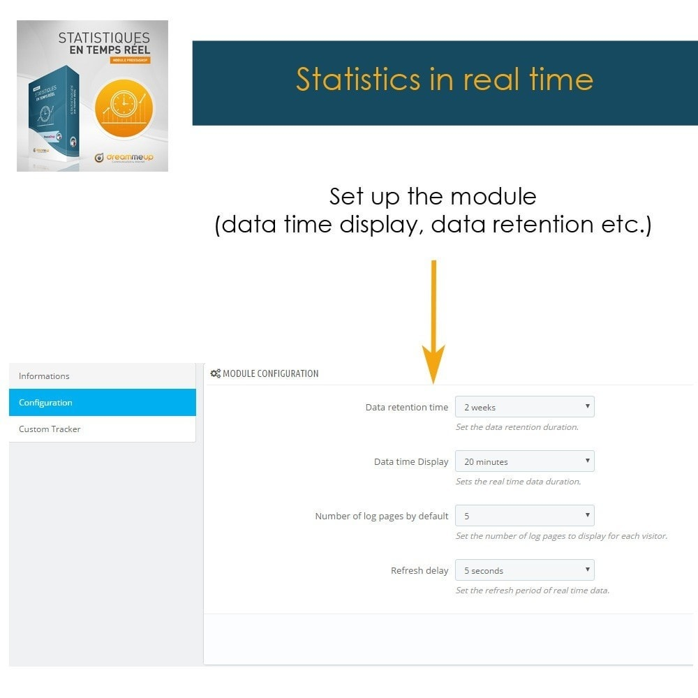 module - Analytics & Statistiche - DMU Real Time Statistics - 4