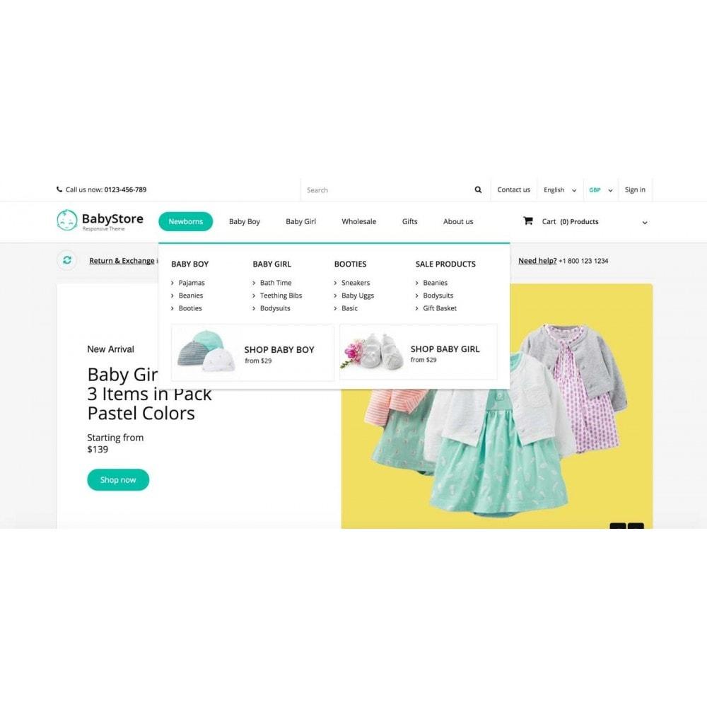 theme - Niños y Juguetes - Baby Store - 3