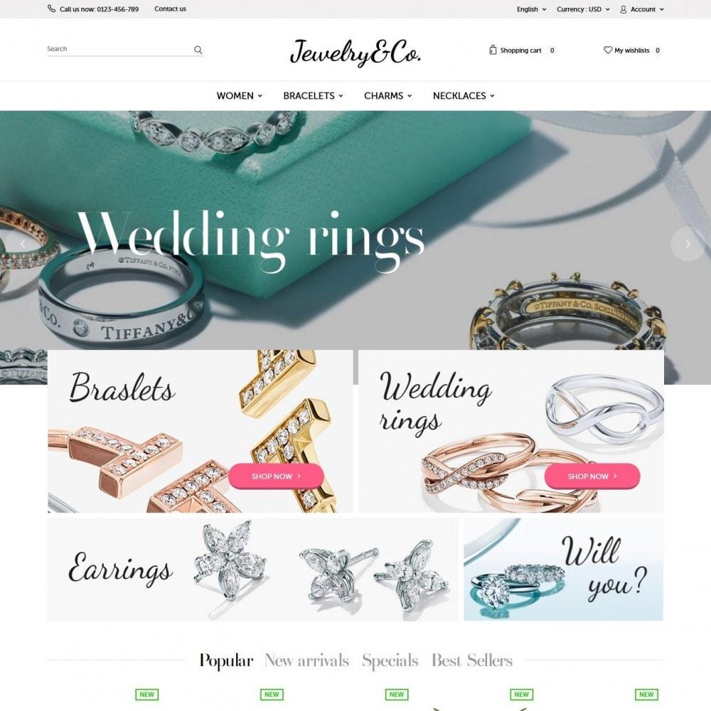 theme - Biżuteria & Akcesoria - Jewelry&Co - 2