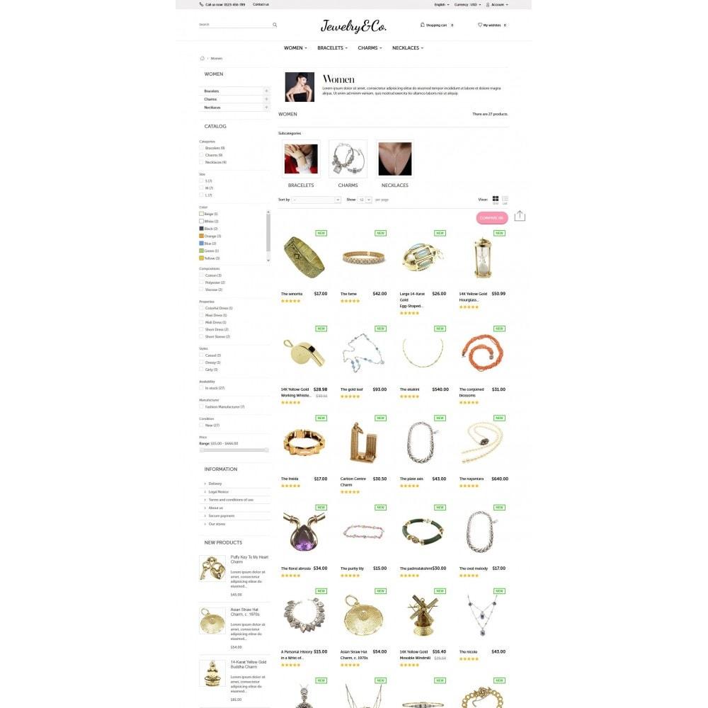 theme - Biżuteria & Akcesoria - Jewelry&Co - 5
