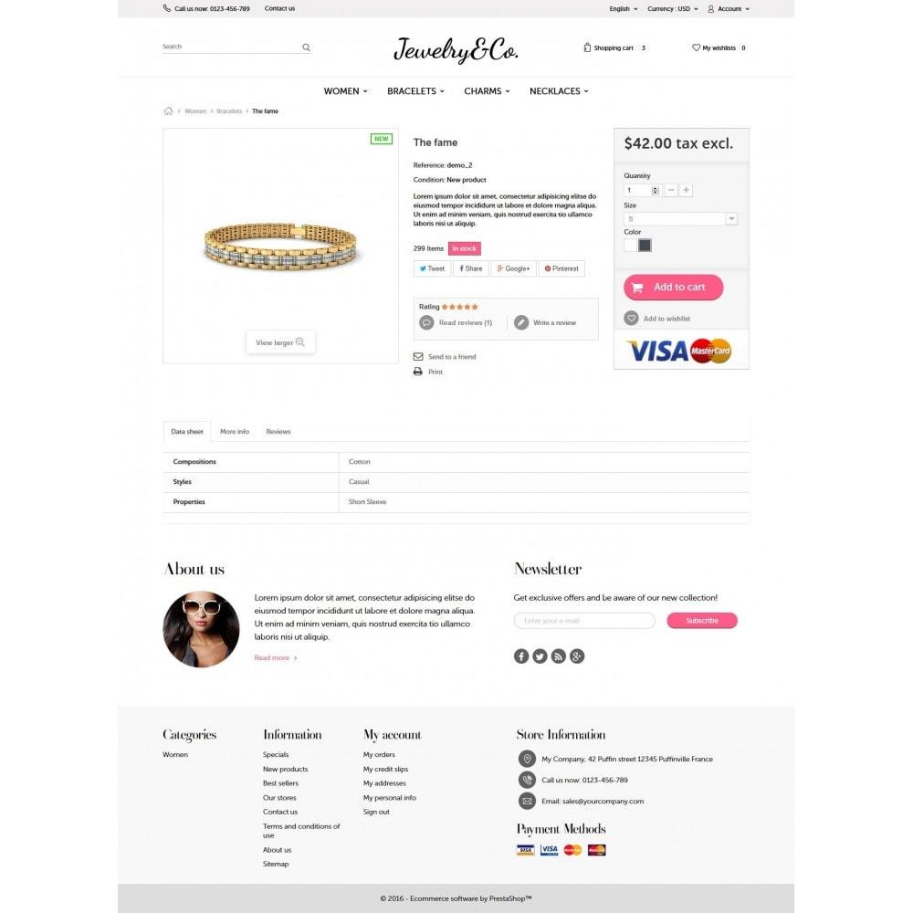 theme - Biżuteria & Akcesoria - Jewelry&Co - 7