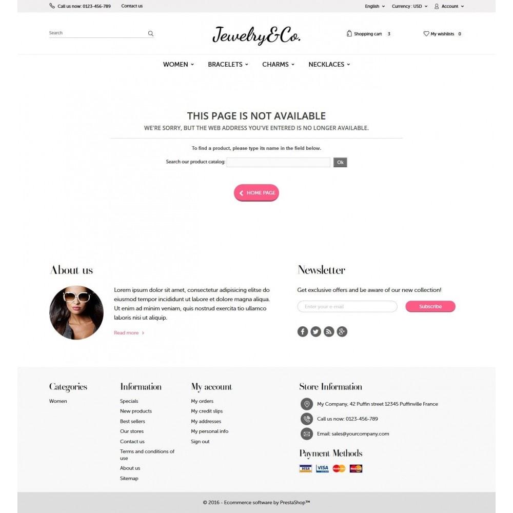 theme - Biżuteria & Akcesoria - Jewelry&Co - 8