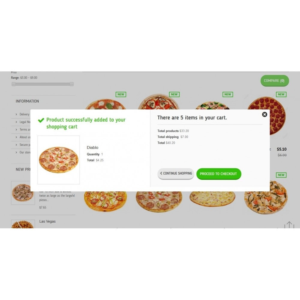 theme - Eten & Restaurant - Pizza Cut - 6