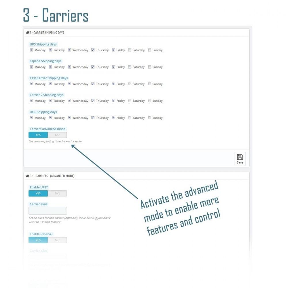 module - Lieferdatum - Voraussichtliches Lieferdatum V3 - Smart Modules - 4