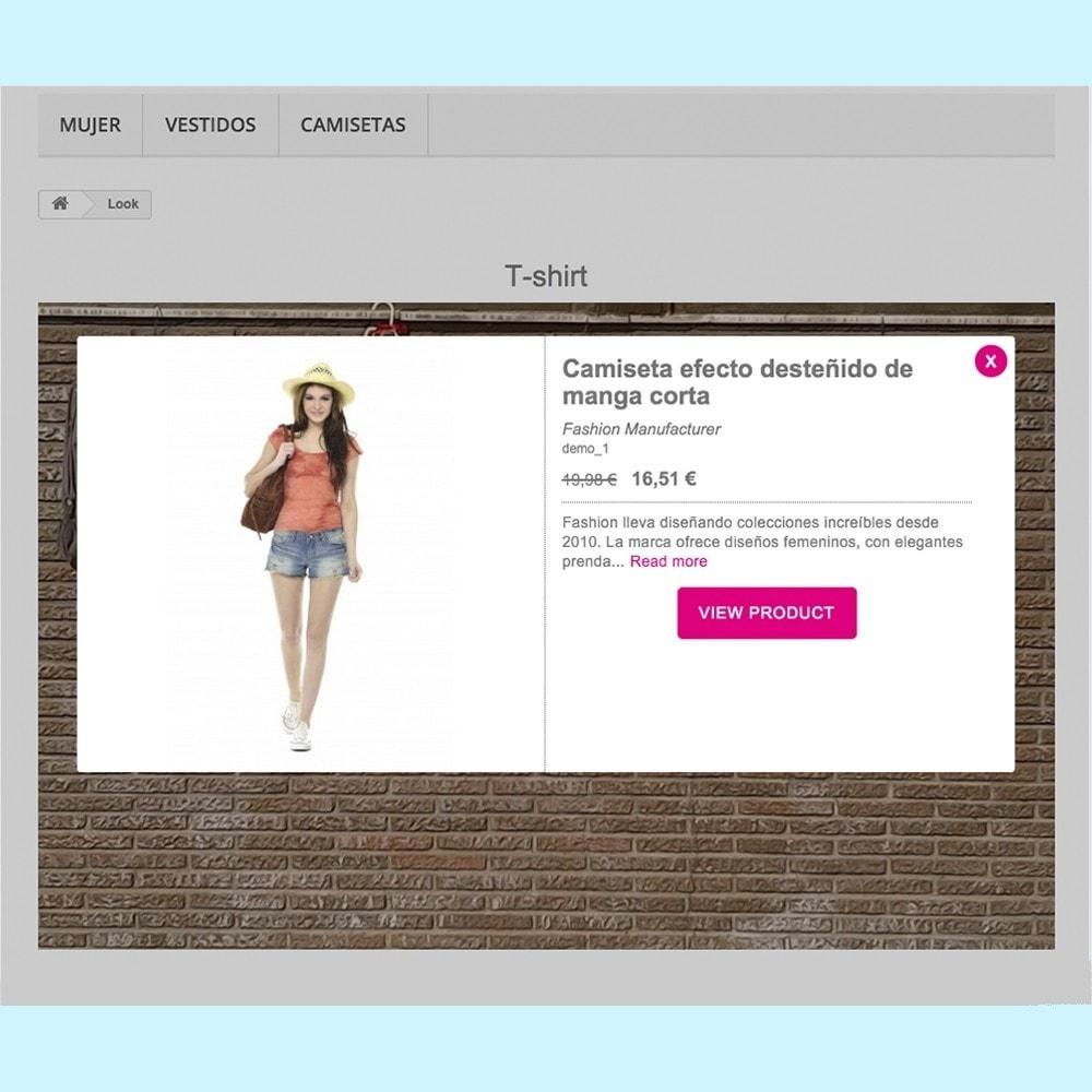 module - Personalisering van pagina's - Looks - 11