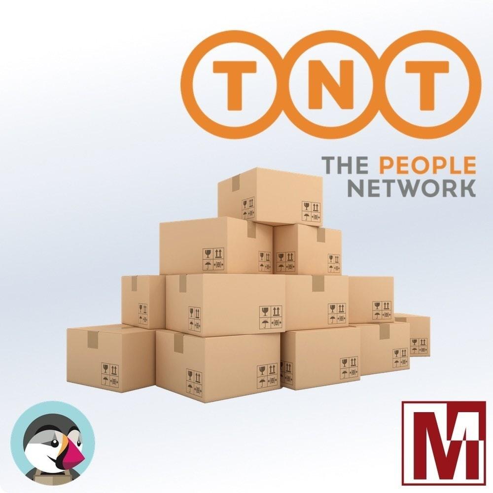 module - Seguimiento de la entrega - TNT Express solution to track your parcels - 1
