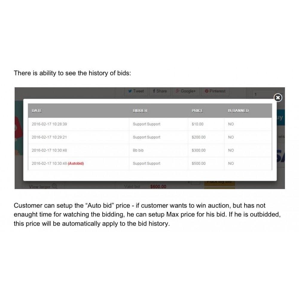 module - Создать сайт аукционов - Auction Pro - 2