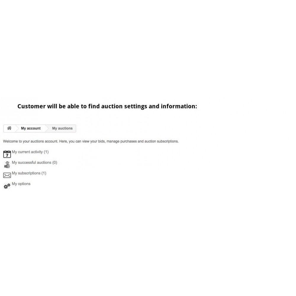 module - Создать сайт аукционов - Auction Pro - 6