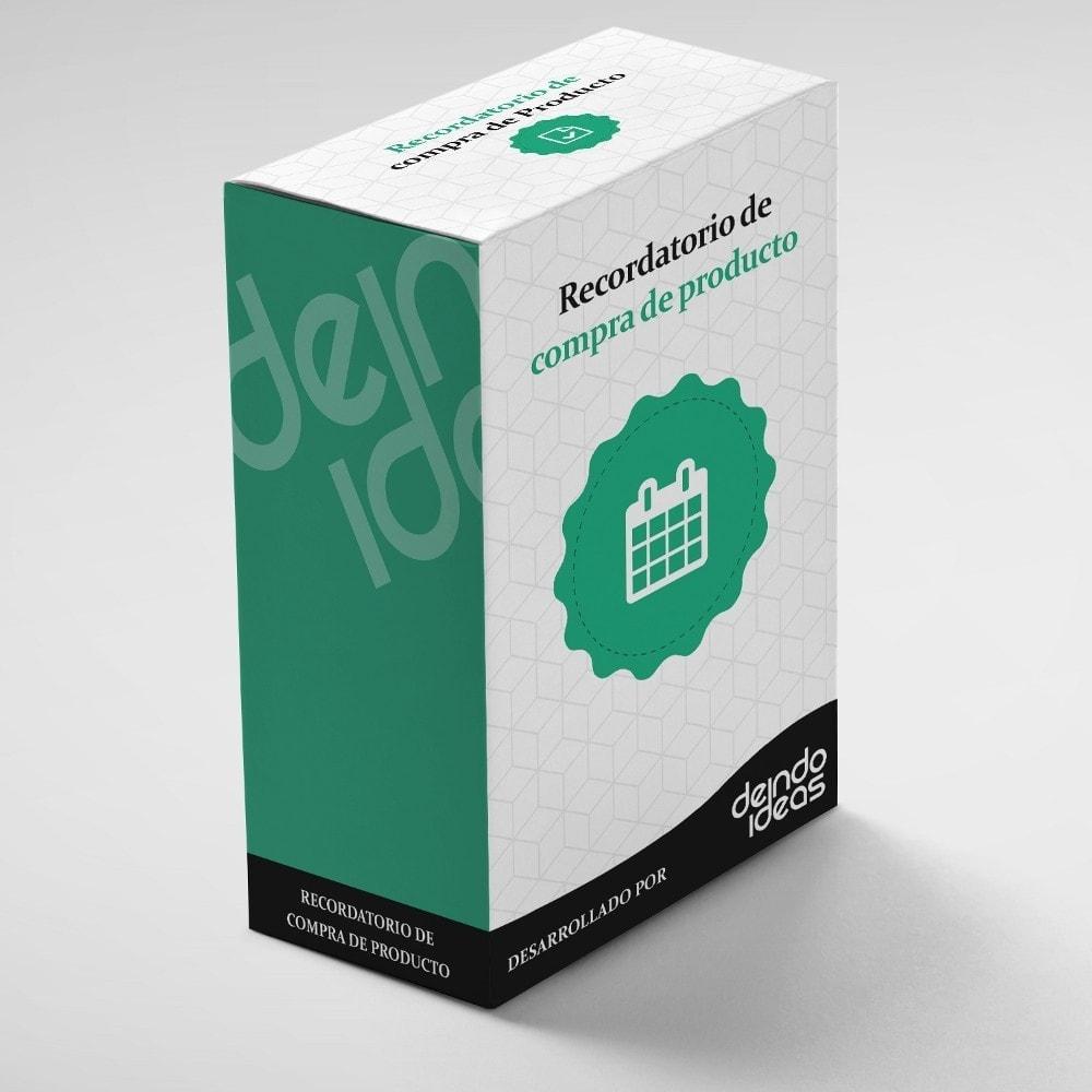 module - Remarketing & Compras abandonados - Purchase Reminder Product - 2