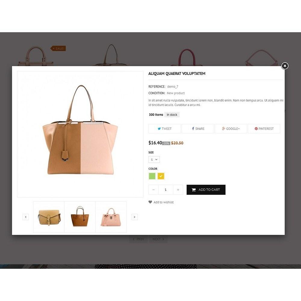 theme - Fashion & Shoes - Bags Store - 7