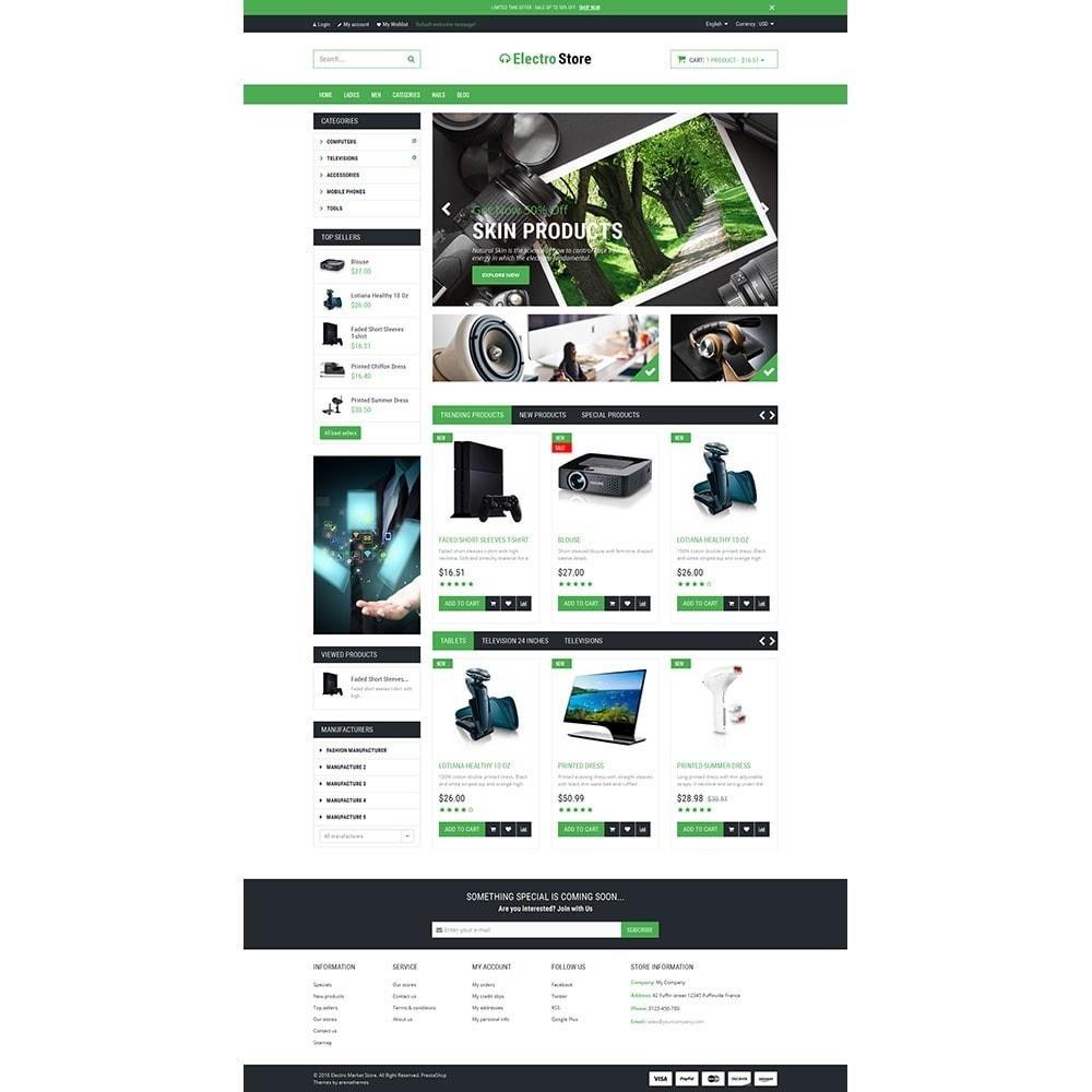 theme - Elektronica & High Tech - Electro & HighTech Store - 3