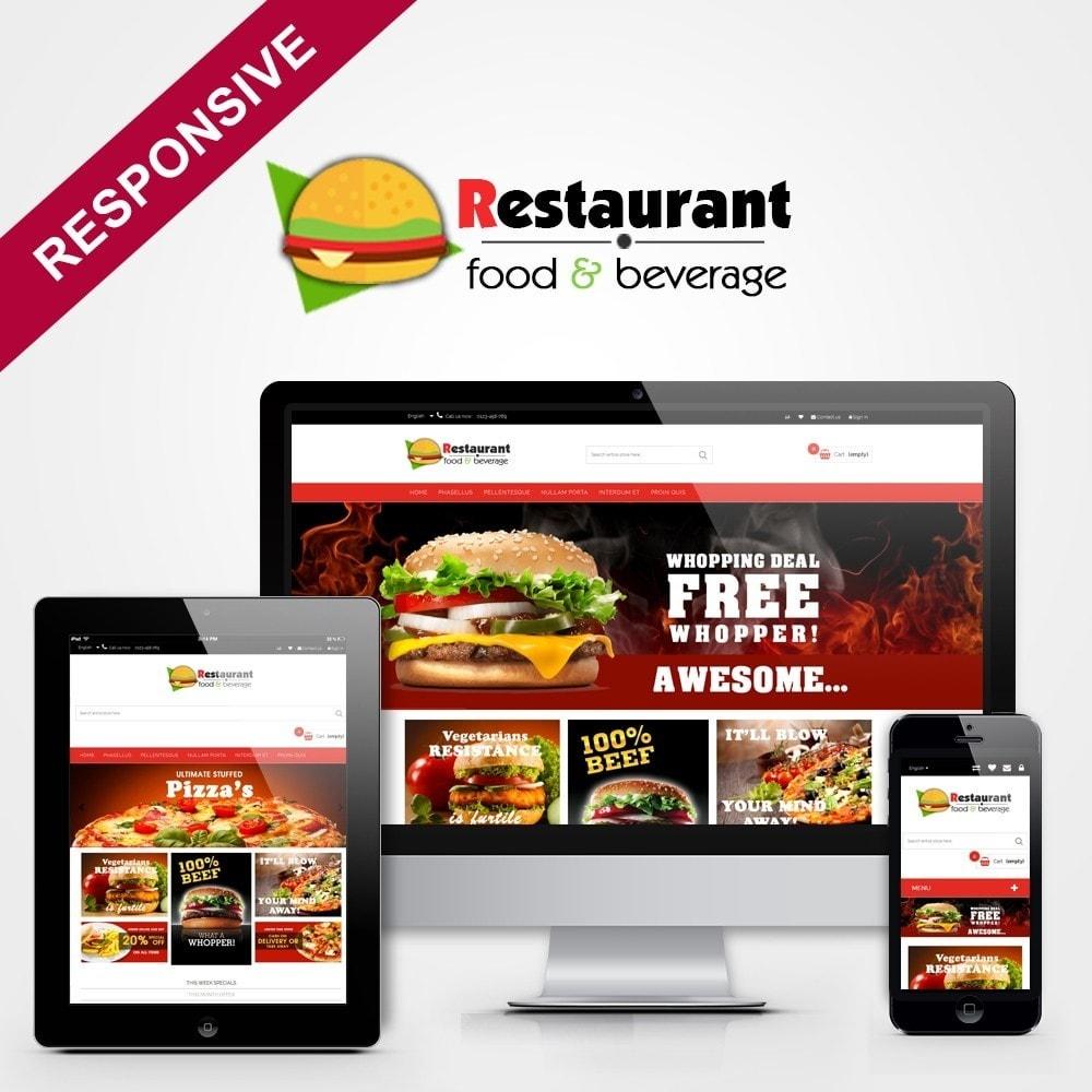 theme - Gastronomía y Restauración - Pizza & Restaurant - 1