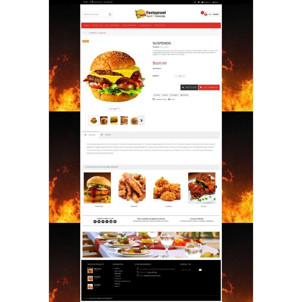 theme - Gastronomía y Restauración - Pizza & Restaurant - 6