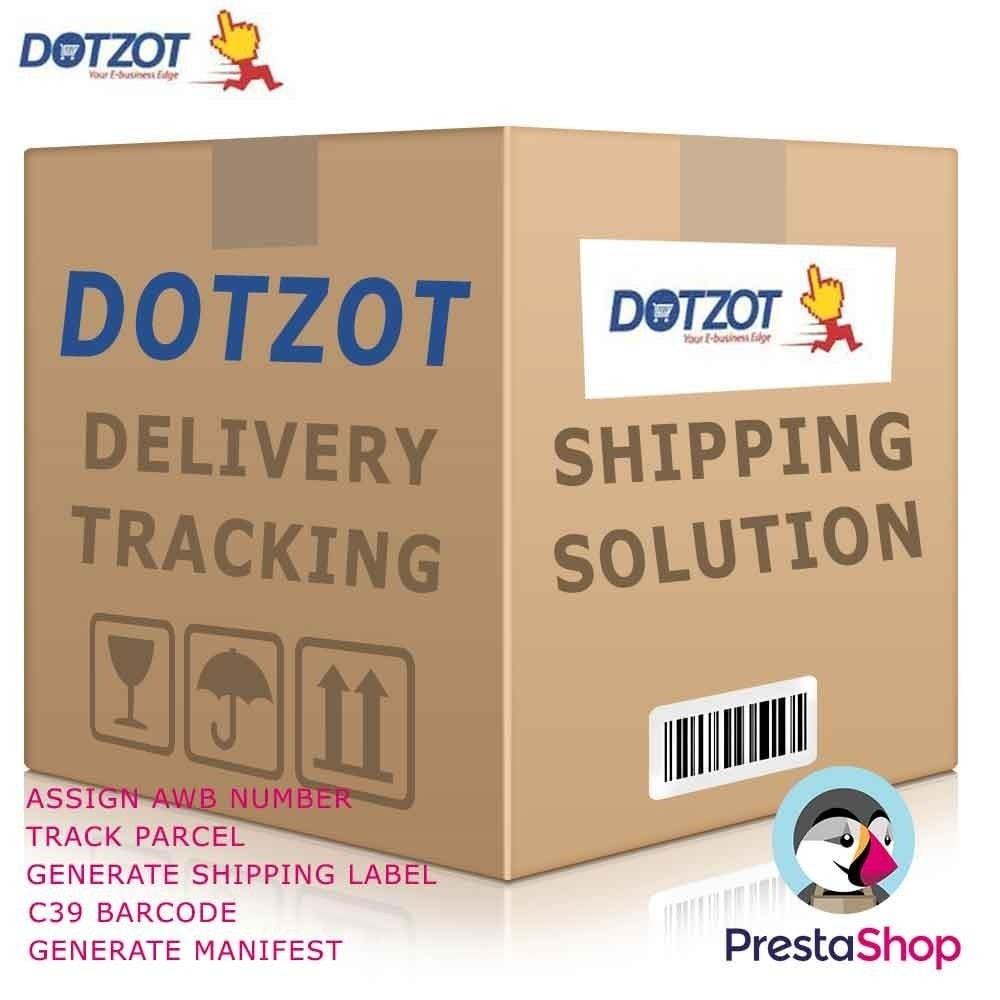 module - Versanddienstleister - Dotzot Shipping - 1
