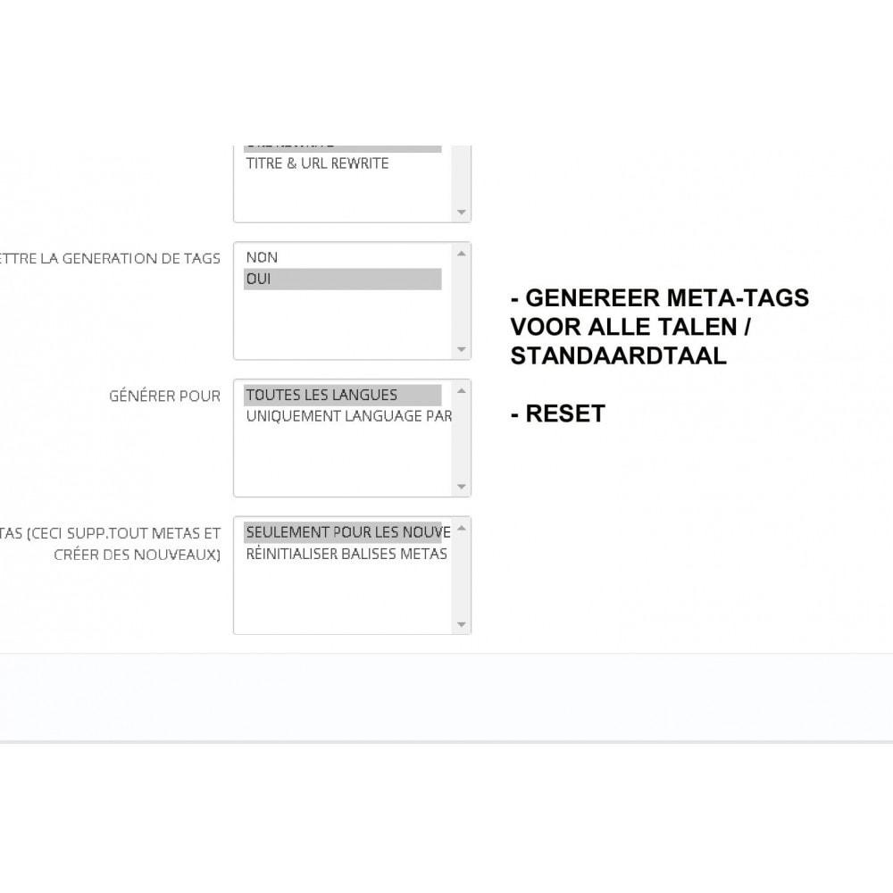 module - SEO - METAS TAGS AUTO GENERATOR (PRO) - 3