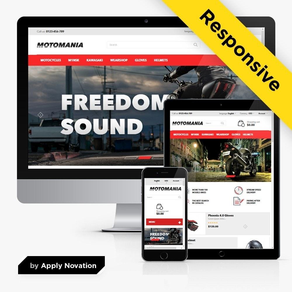 theme - Autos & Motorräder - Motomania - 1