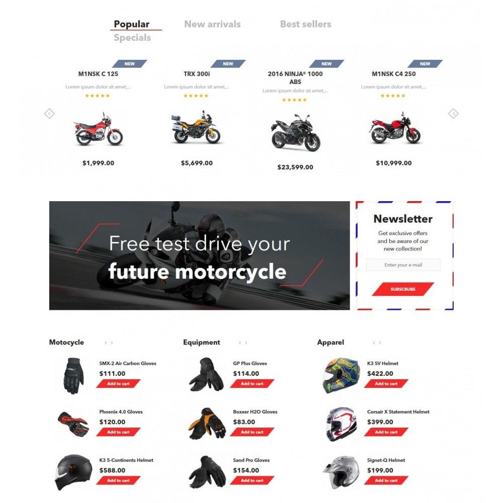 theme - Autos & Motorräder - Motomania - 3
