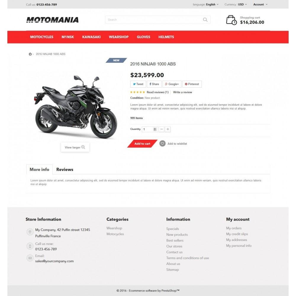 theme - Autos & Motorräder - Motomania - 7