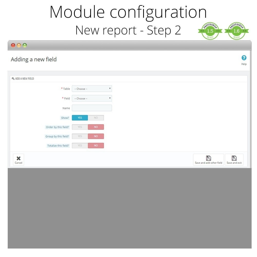 module - Comptabilité & Facturation - Advanced reports - 5