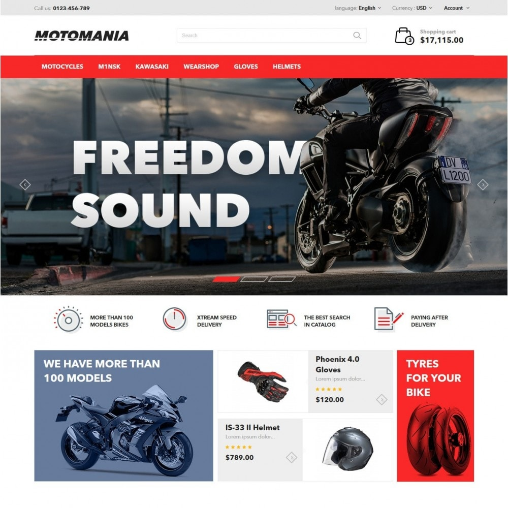 theme - Autos & Motorräder - Motomania - 2