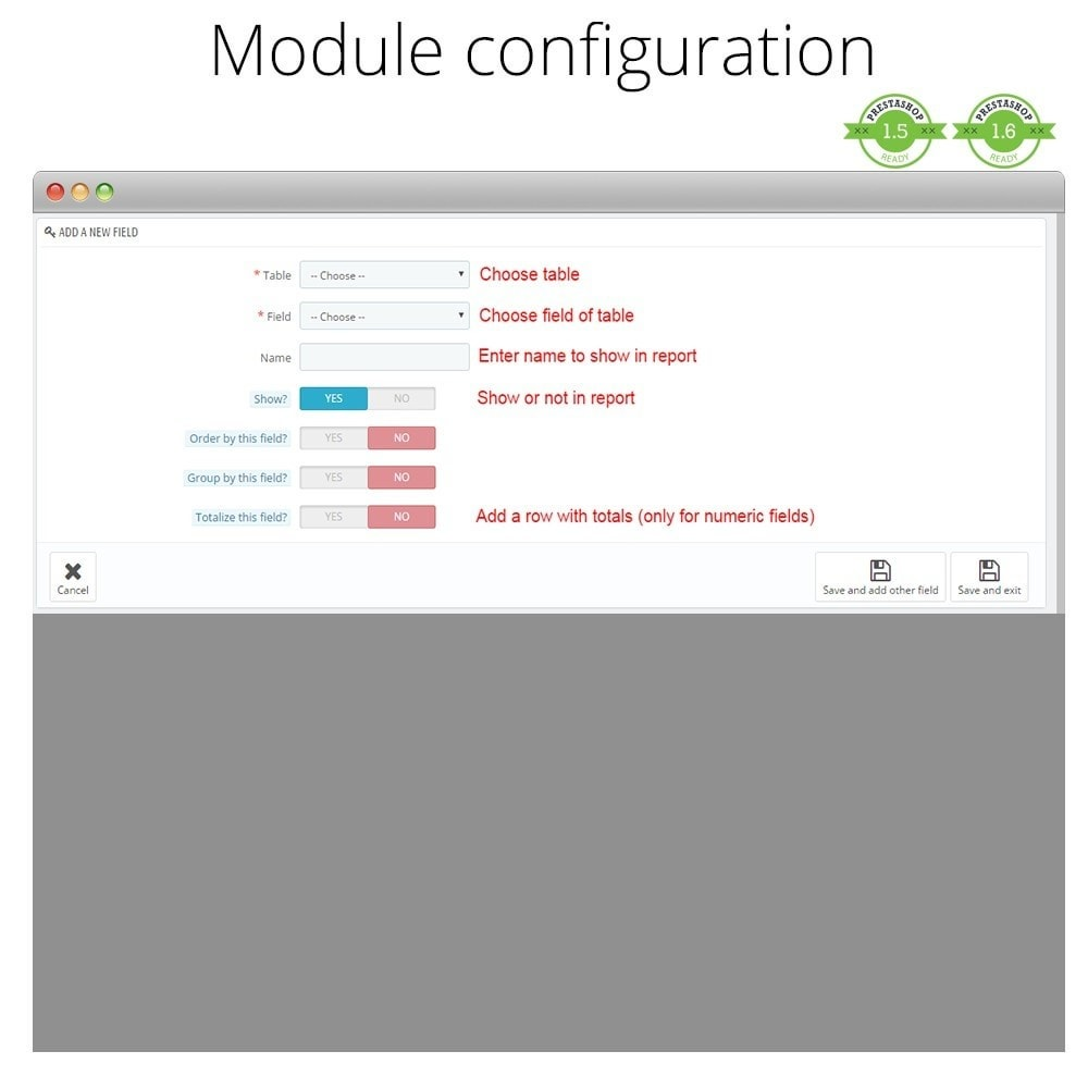 module - Comptabilité & Facturation - Advanced reports - 16