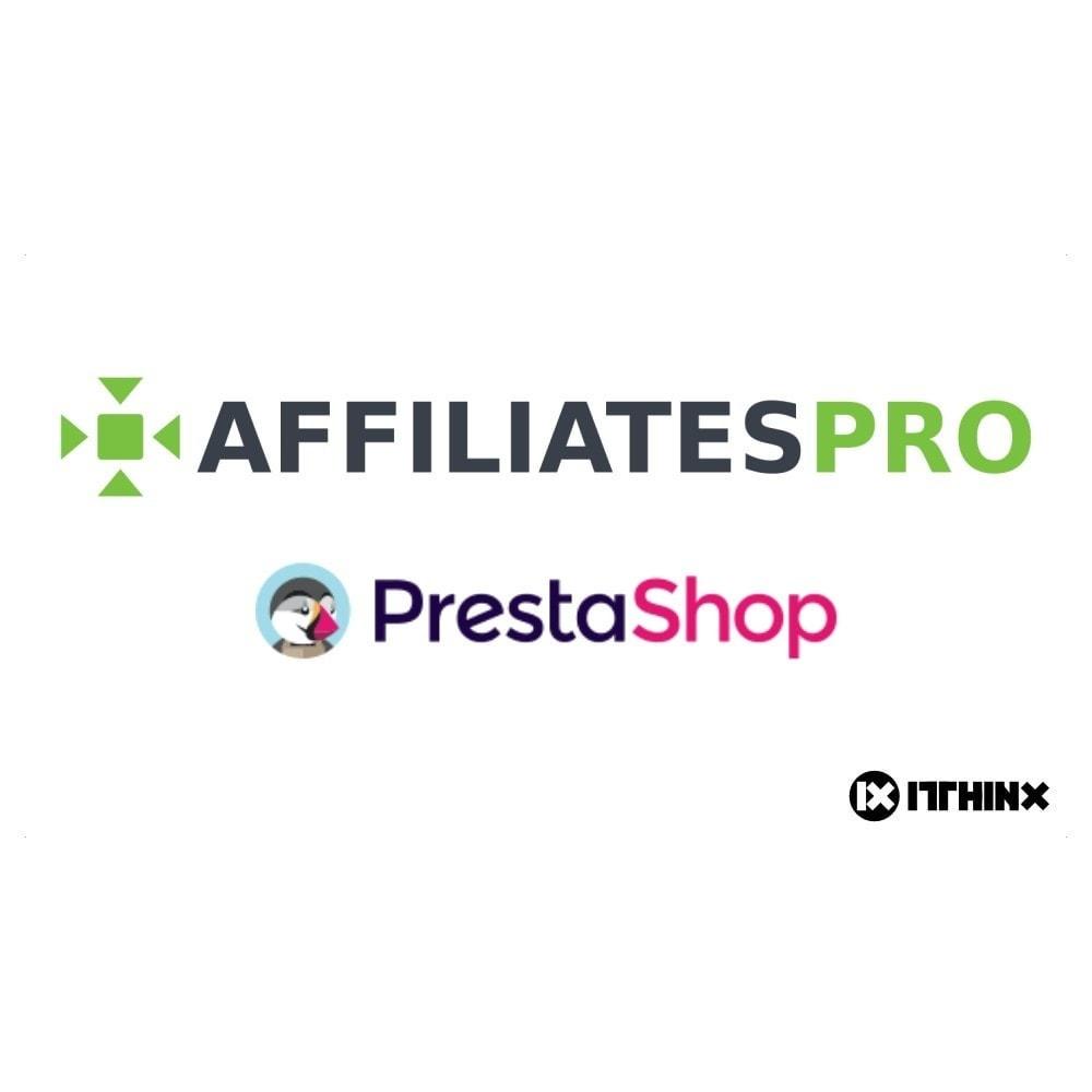 module - Płatne pozycjonowanie & Afiliacja - Affiliates Pro - 1