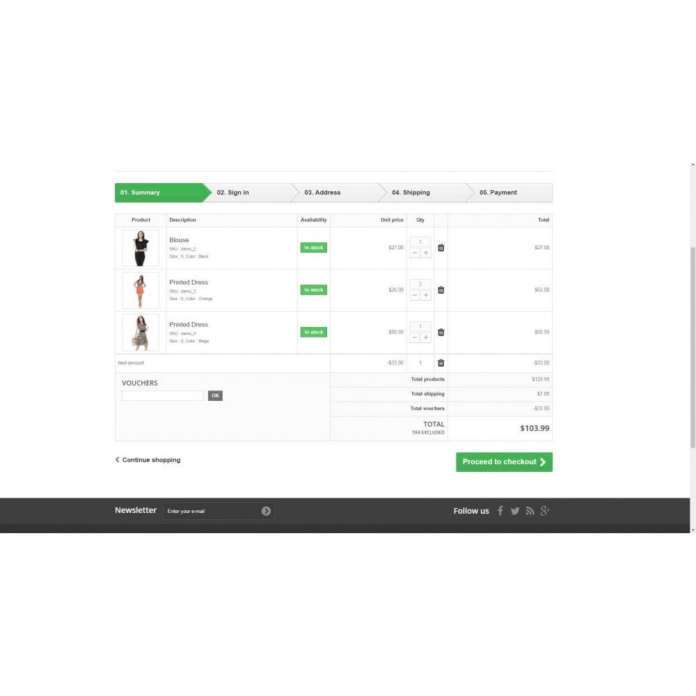 module - Promotions & Cadeaux - Voucher & Coupon Link Generator - 3