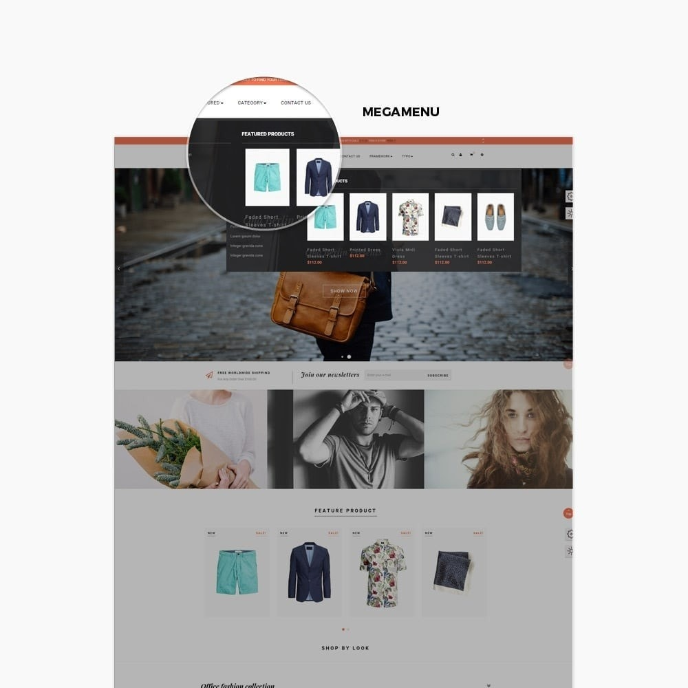 theme - Moda & Calzature - Leo Blue - 6