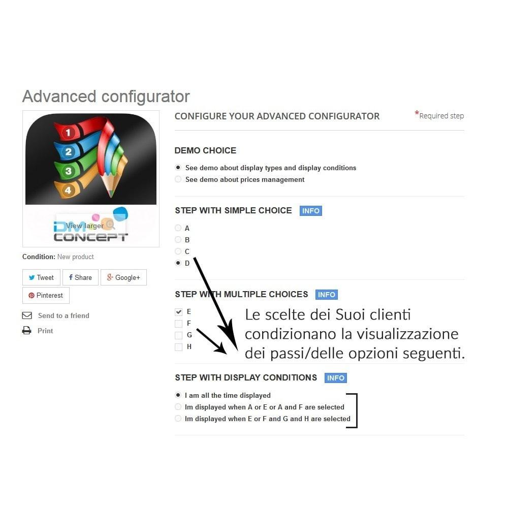 module - Combinaciones y Personalización de productos - Configurador avanzado de producto personalizado a paso - 3