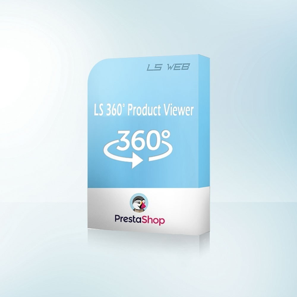module - Visual dos produtos - LS 360 Product Viewer - 1