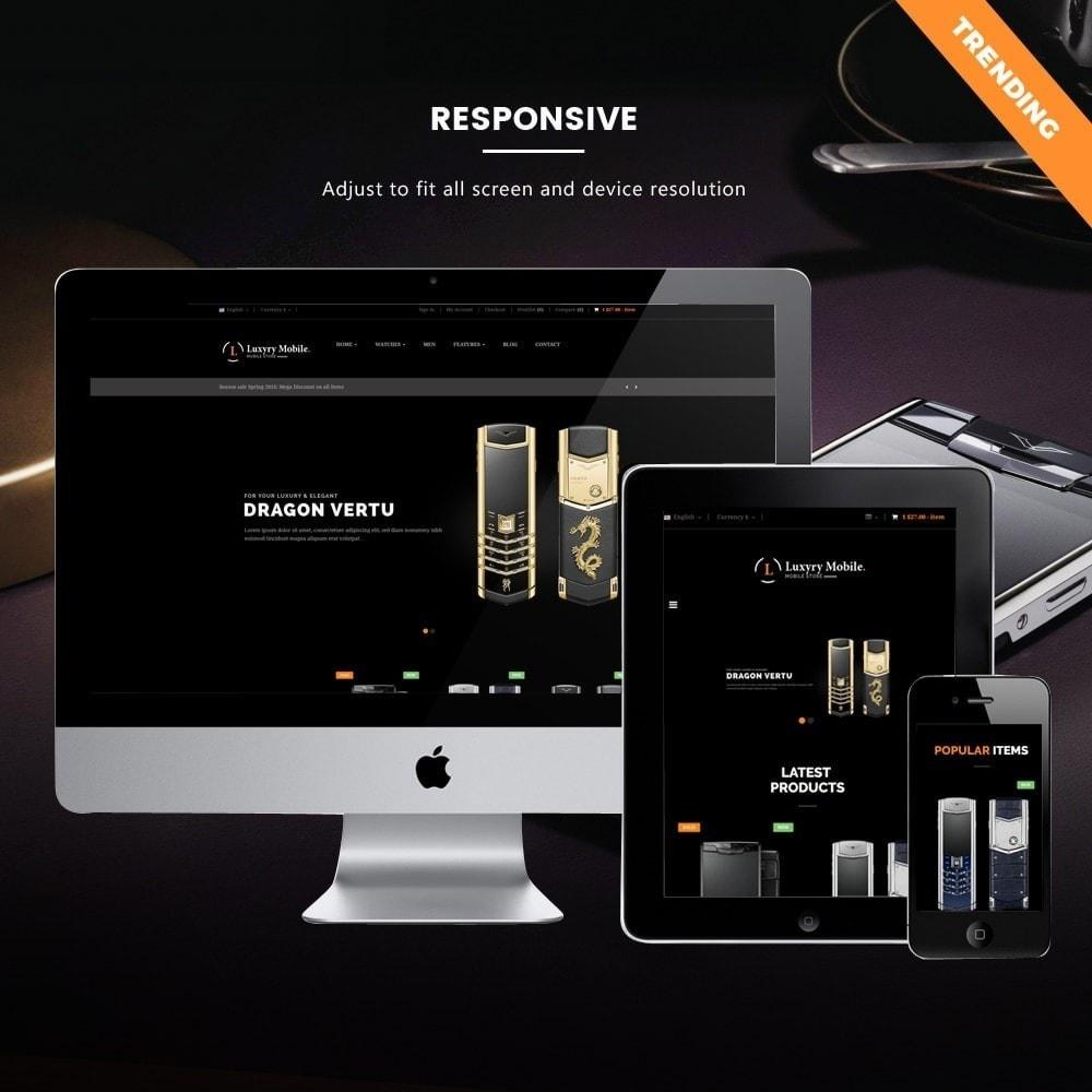 theme - Elektronik & High Tech - Ap Luxury Mobile Responsive - 1