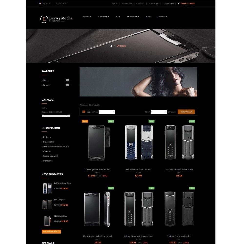 theme - Elektronik & High Tech - Ap Luxury Mobile Responsive - 3