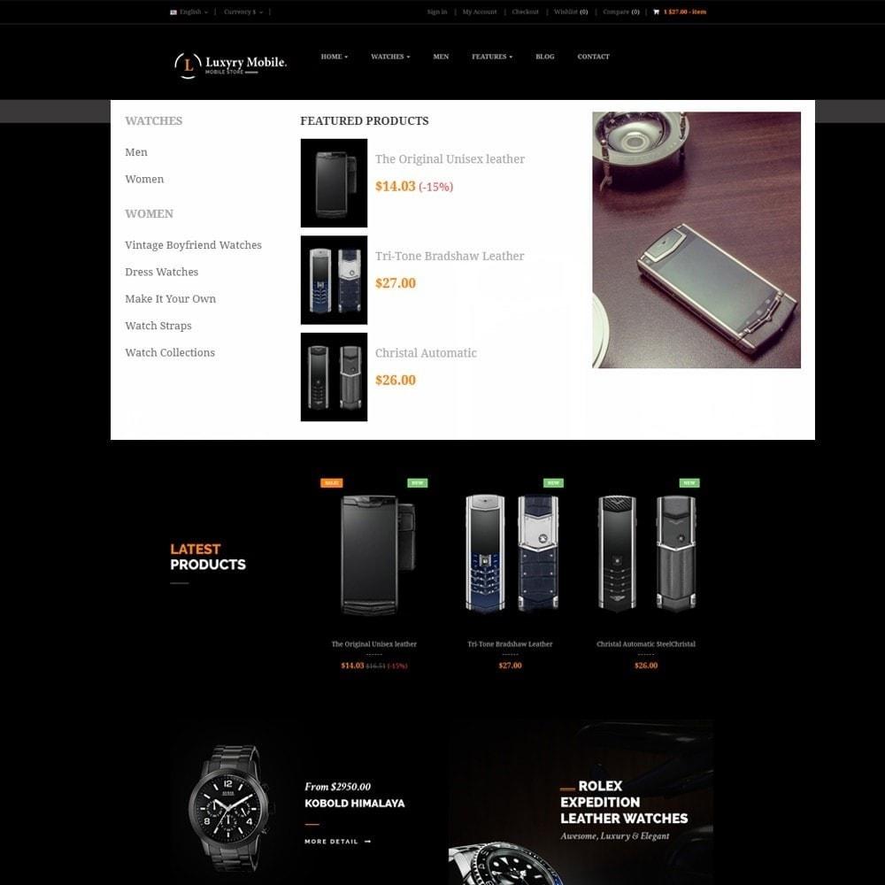 theme - Elektronica & High Tech - Ap Luxury Mobile Responsive - 4