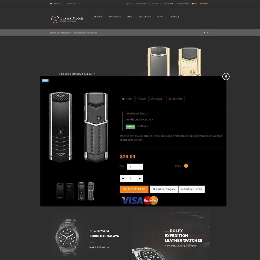 theme - Elektronica & High Tech - Ap Luxury Mobile Responsive - 5