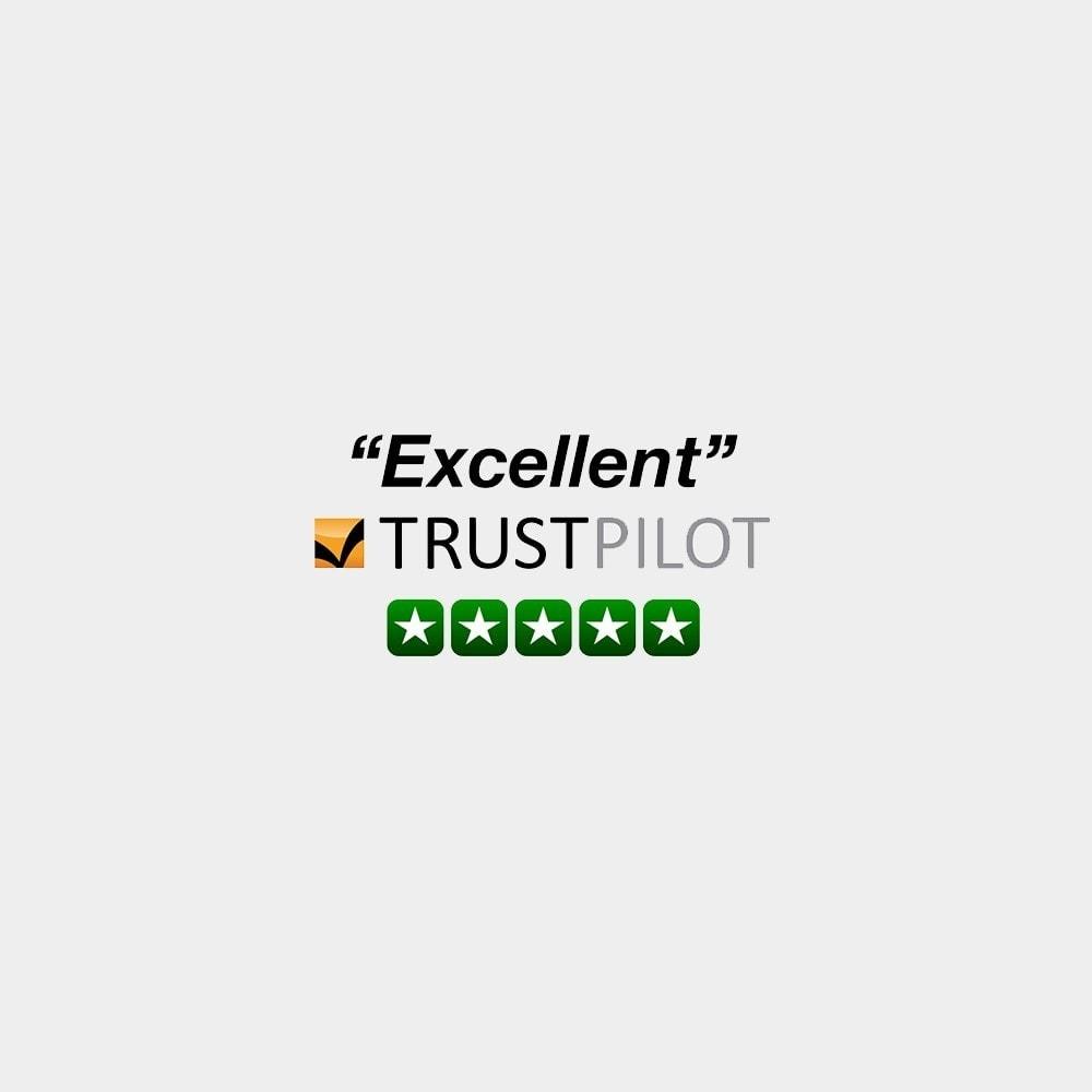 module - Отзывы клиентов - TrustBox - TrustPilot Ratings Widget - 1