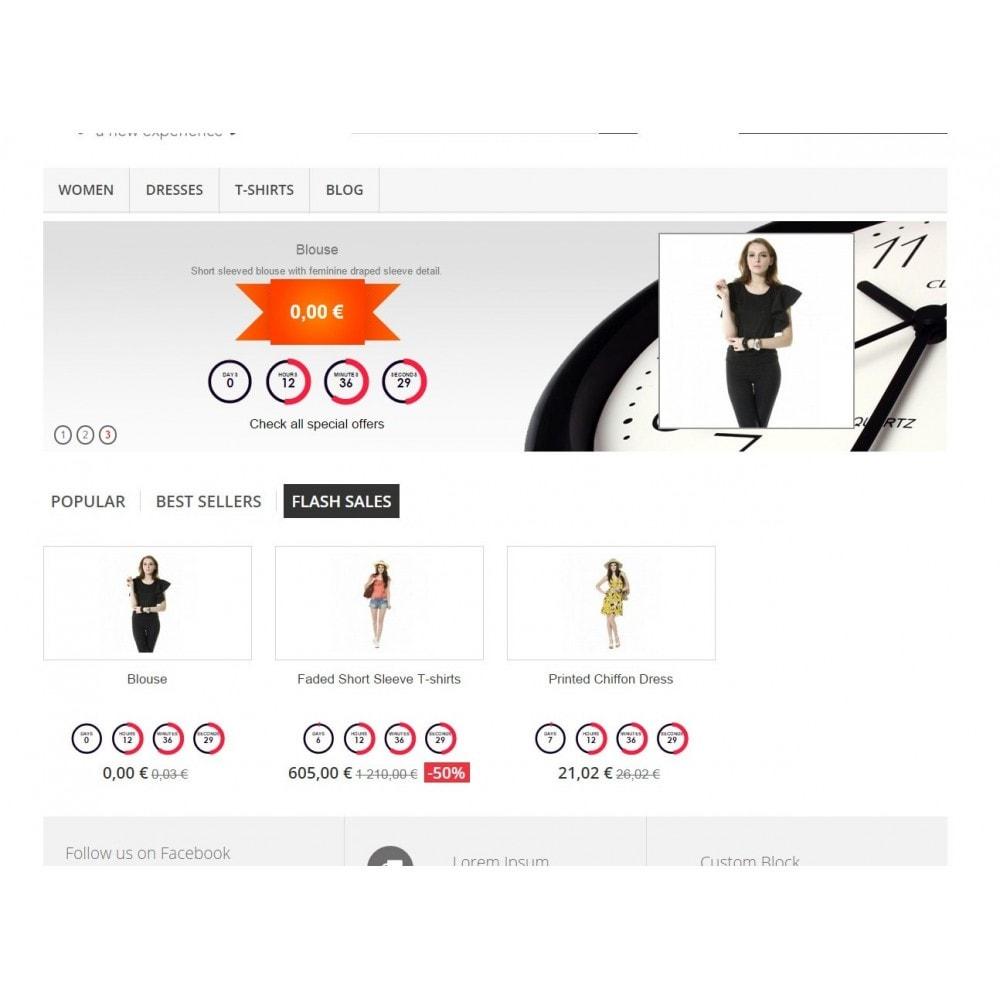 module - Ventes Flash & Ventes Privées - Countdown Specials - Flash sales - 8