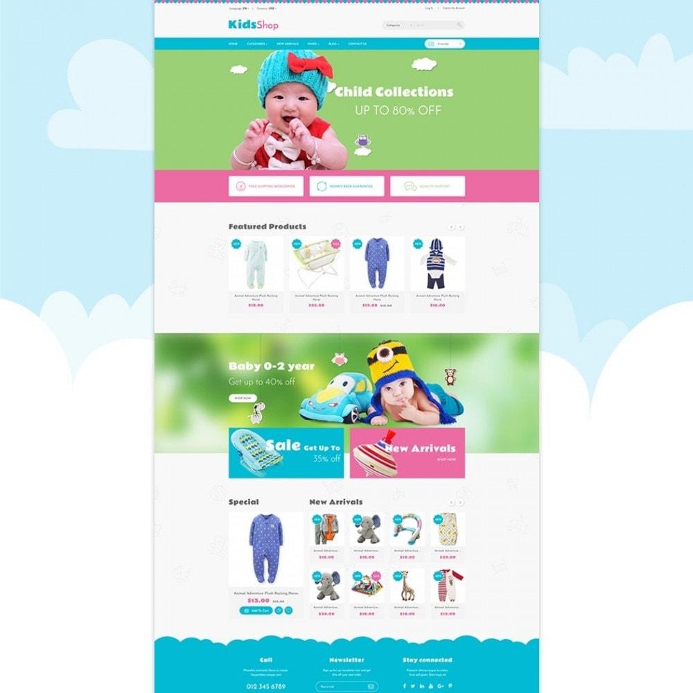 theme - Zabawki & Artykuły dziecięce - JMS Cupid - 2