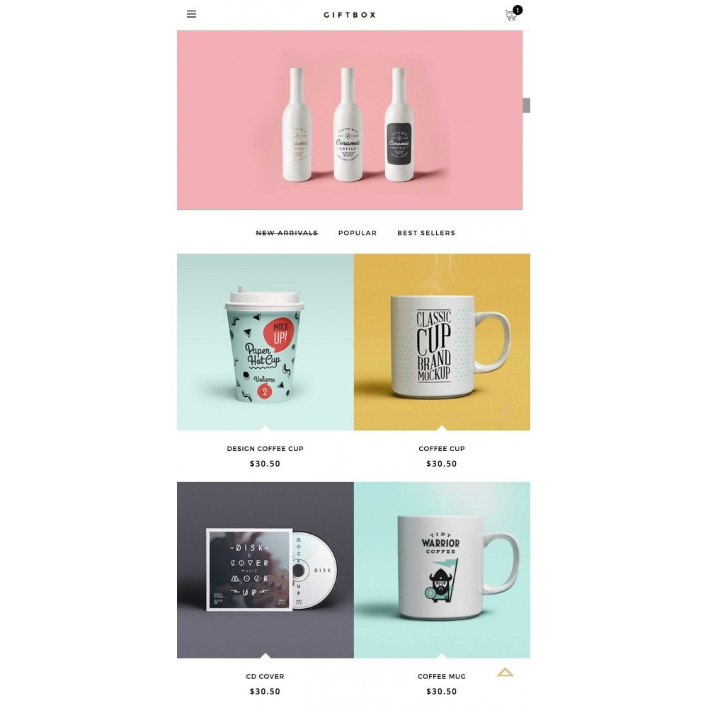 theme - Gifts, Flowers & Celebrations - GIFTSHOP Responsive 1.6 - 8