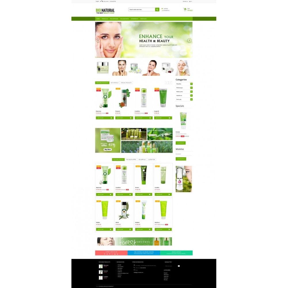 theme - Salute & Bellezza - Bio Naturals Premium - 2