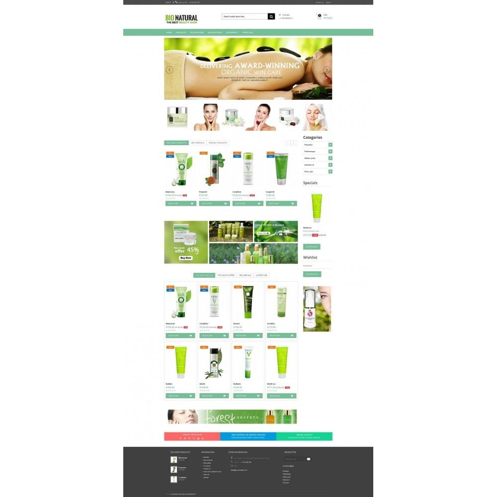 theme - Salute & Bellezza - Bio Naturals Premium - 3