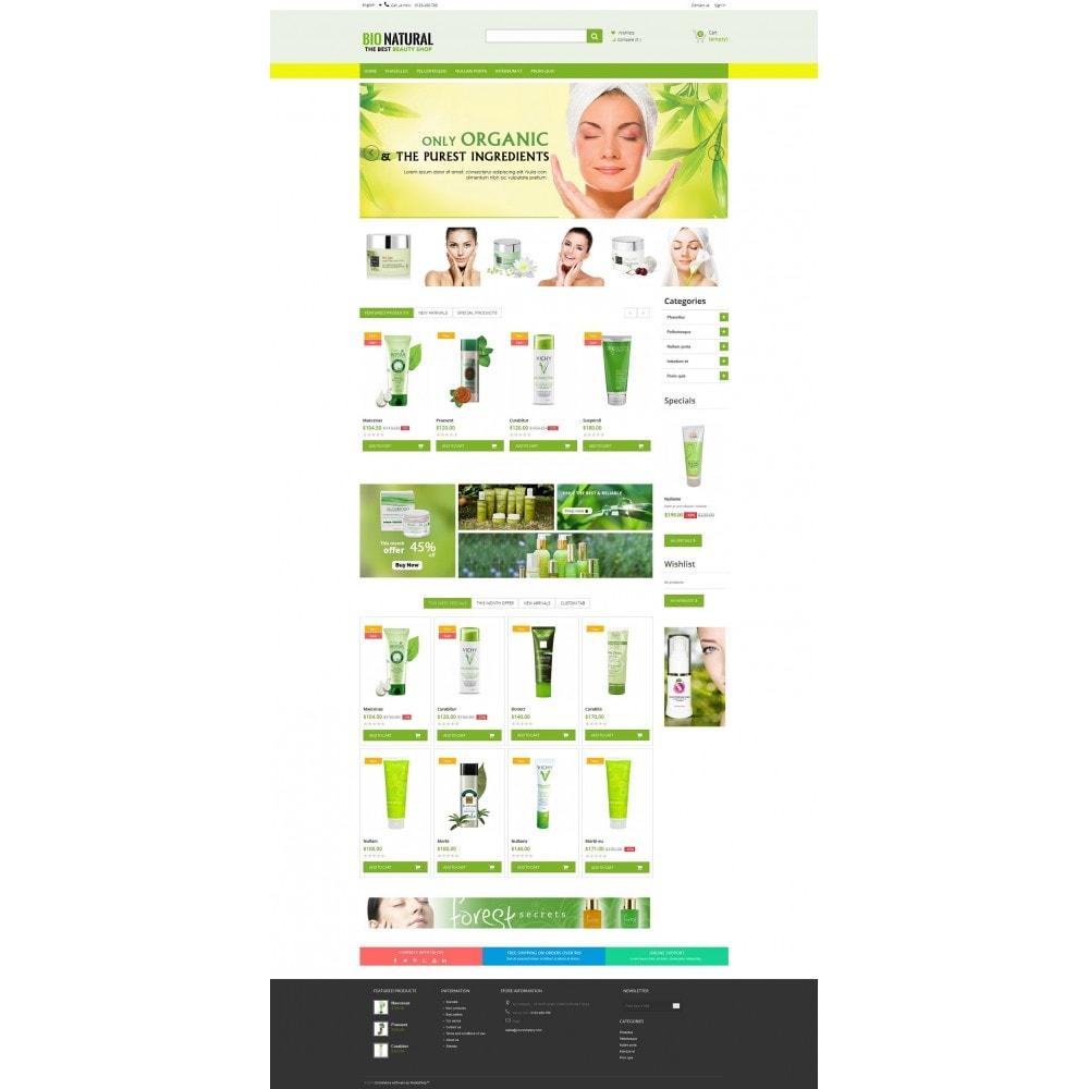theme - Salute & Bellezza - Bio Naturals Premium - 4