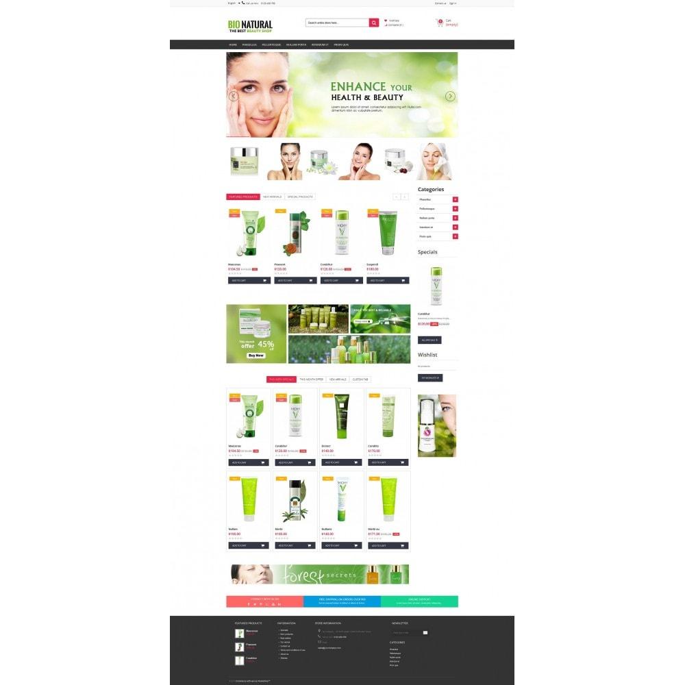 theme - Salute & Bellezza - Bio Naturals Premium - 6
