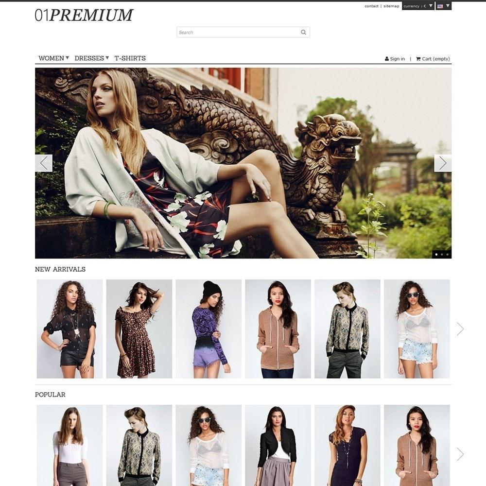 theme - Moda & Calzature - 01 Premium - 2