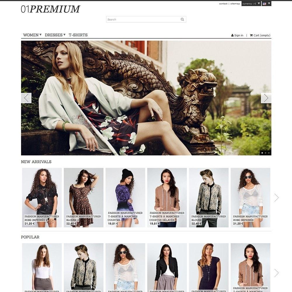 theme - Moda & Calzature - 01 Premium - 3