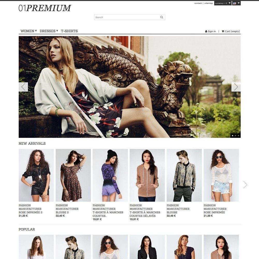 theme - Moda & Calzature - 01 Premium - 4