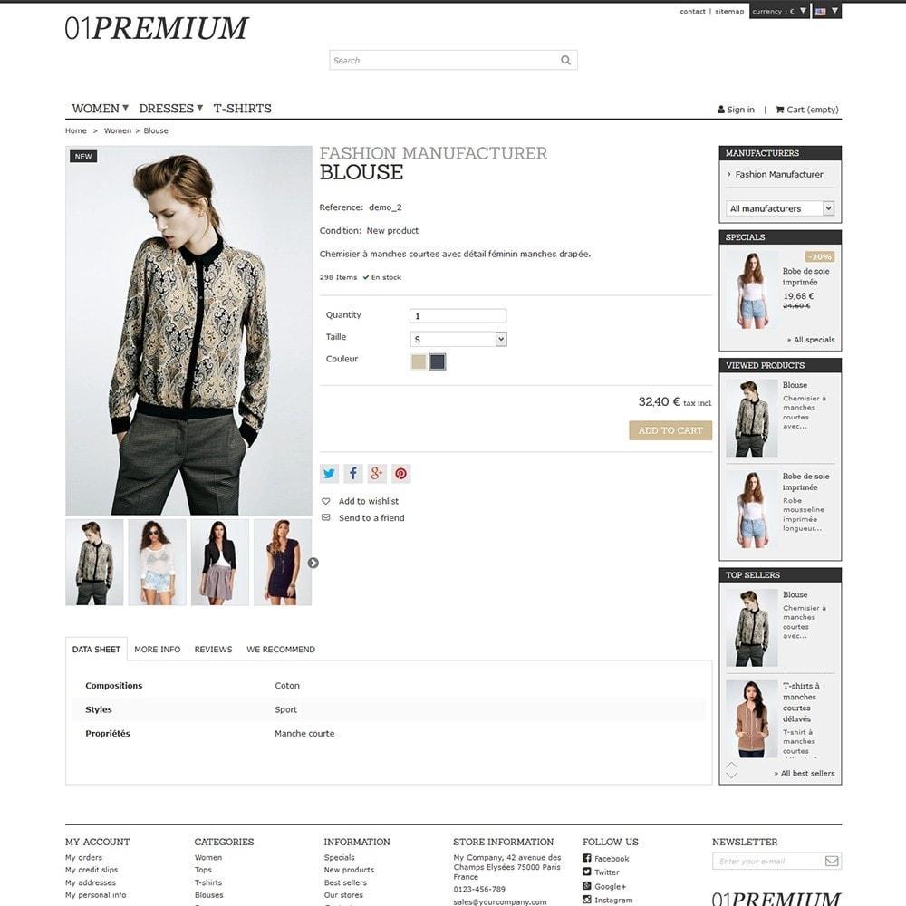 theme - Mode & Schoenen - 01 Premium - 6