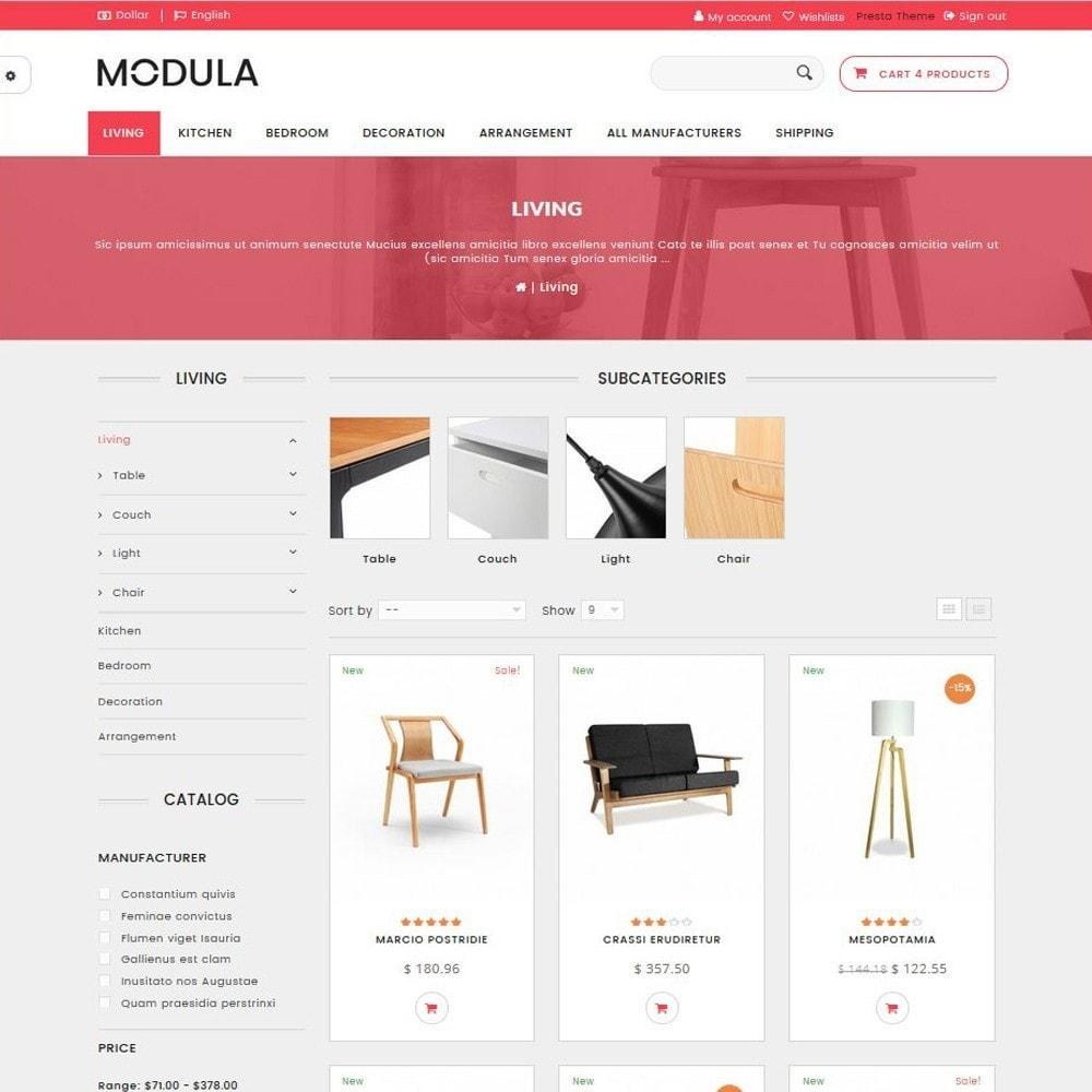 theme - Dom & Ogród - Modula - 2