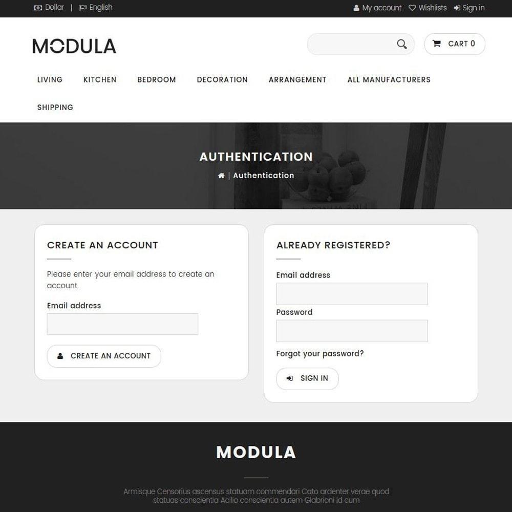 theme - Dom & Ogród - Modula - 9