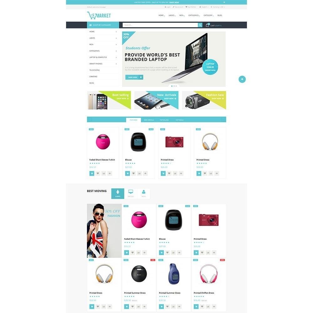 theme - Elektronica & High Tech - Market Shopping Premium - 2